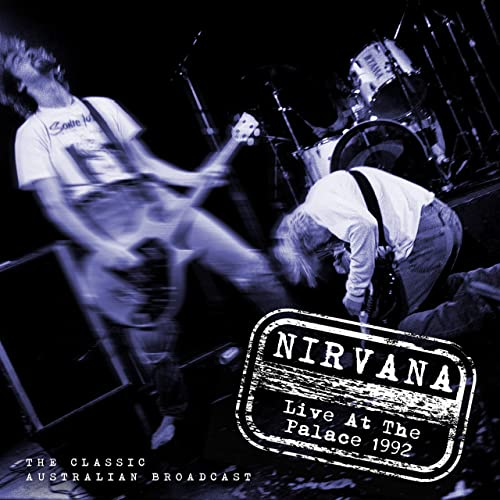Live at the Palace 1992 by Nirvana on Amazon Music - Amazon