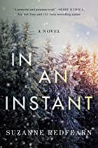 Cover image of In an Instant by Suzanne Redfearn