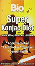 Bio Nutrition Super Konjac Diet Vegi-Caps, 90 Count
