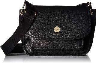 a Hinge Soft Flap Shoulder Bag