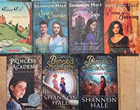 Shannon Hale Fiction Collection Books of Bayern and More 6 Book Set