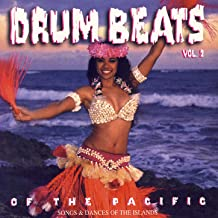 Drum Beats of the Pacific Vol.2