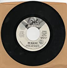 Electric Light Orchestra: Mr. Blue Sky (3:44 Stereo Version) b/w Mr. Blue Sky (3:44 Mono Version)