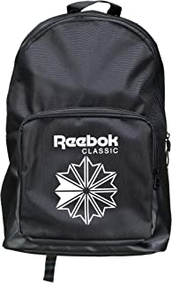 Reebok Training Classics Core Casual Backpack for Men (DA1231 Black (Black))