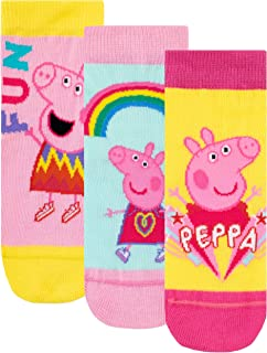 Girls' Socks Pack of 3