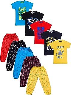 cd03ac39ae4c6 Multicoloured Boys' Clothing Sets: Buy Multicoloured Boys' Clothing ...