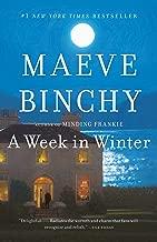 Best maeve binchy a week in winter Reviews