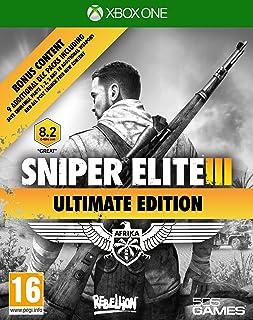 Sniper Elite 3 - Ultimate Edition (Xbox One) - [Edizione: Regno Unito]