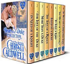 A Heart of a Duke Collection: Volume 1-A Regency Bundle