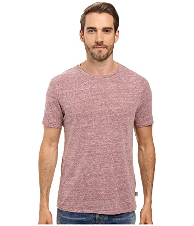 Threads 4 Thought Baseline Tri-Blend Crew Tee (Brick) Men