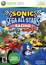 Sonic & SEGA All-Stars Racing - Xbox 360