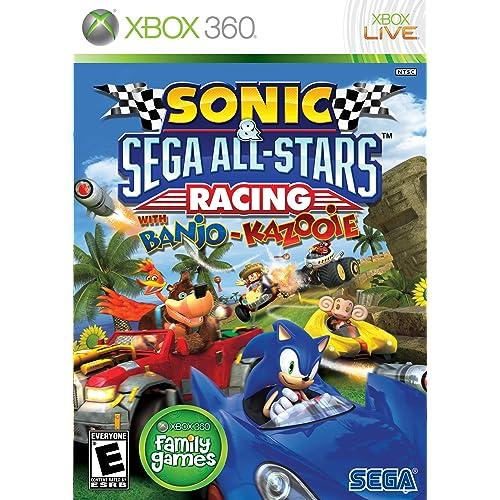 Xbox 360 Games for Kids Under 10: Amazon com