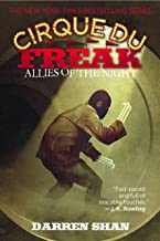 ALLIES OF THE NIGHT: Book 8 in the Saga of Darren Shan (Cirque Du Freak)