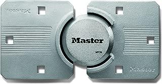 Master Lock Padlock, Magnum Hidden Shackle Lock and Hasp, M736XKAD
