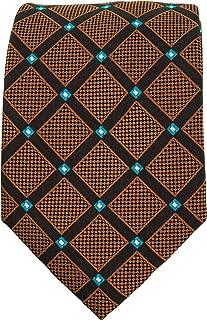 Geometric Ties for Men - Woven Necktie - Mens Ties Neck Tie by Scott Allan