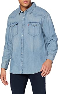 Levi's Big Barstow Western Camisa para Hombre