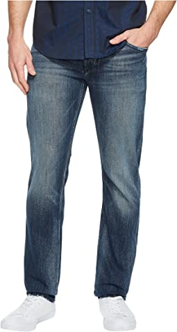 Robert Graham Activate Woven Denim in Indigo