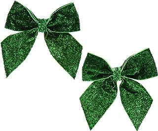 Leg Avenue Women's Glitter Hair Bows