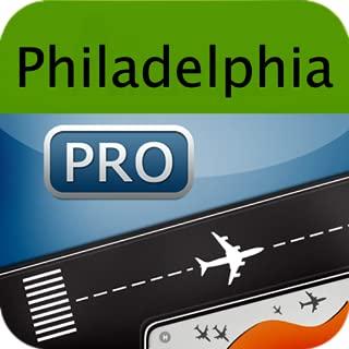 Philadelphia Airport + Flight Tracker