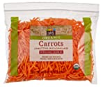 365 Everyday Value Organic Carrots, Shredded, 10 oz