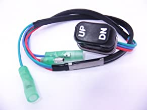 SouthMarine 703-82563-02-00 703-82563-01-00 Trim & TILT Switch A for Yamaha Outboard Motors Remote Control 703-82563-02 703-82563-01