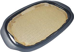 Betty 's Vapor Gar Papel para Monsieur Cuisine Plus, garpapier, backpapier marrón, Mano de Alemania, marrón, 20