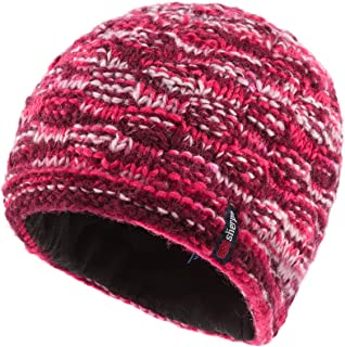 Women's Basket Weave Rimjhim Hat - Anaar