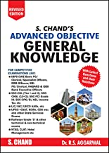 S. Chand's Advanced Objective General Knowledge by R.S Aggarwal (Latest Edition)