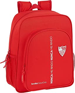 Mochila Safta Escolar Junior de Sevilla FC Corporativa, 320x120x380mm