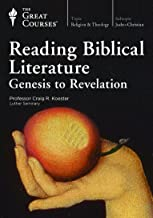 Reading Biblical Literature: Genesis to Revelation