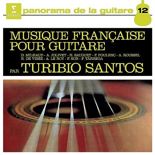 Livre De Guittarre Dedie Au Roy Suite No 8 In G Major Vi