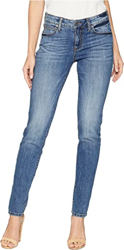 Diana Kurvy Skinny Jeans in Perfection