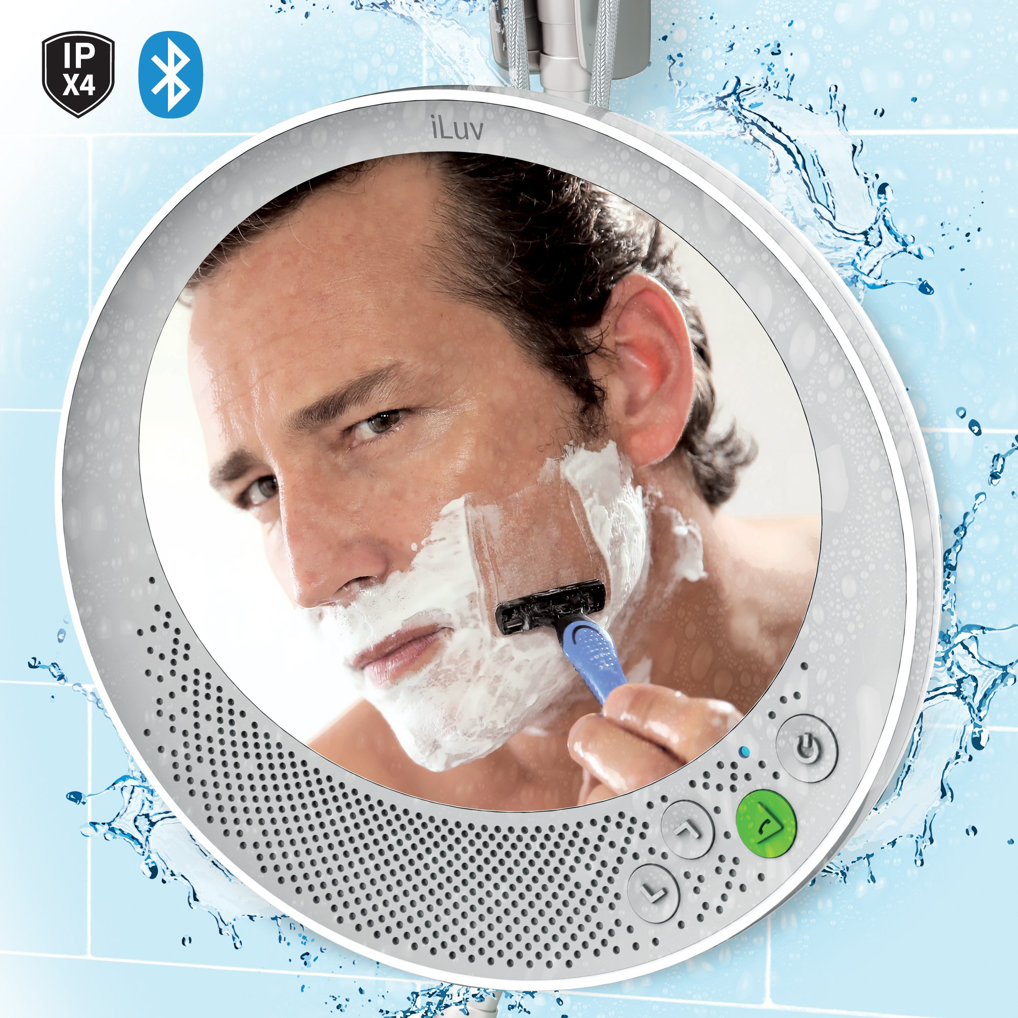 iLuv Resistant Portable Bluetooth Hands Free