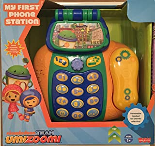 Best team umizoomi my first phone station Reviews