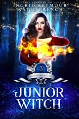 Supernatural Academy: Junior Witch Kindle Edition