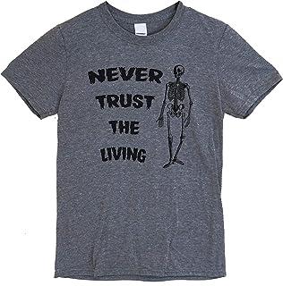 The Bold Banana Never Trust The Living T-Shirt