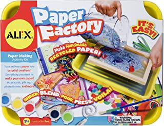 ALEX Toys Craft Paper Factory
