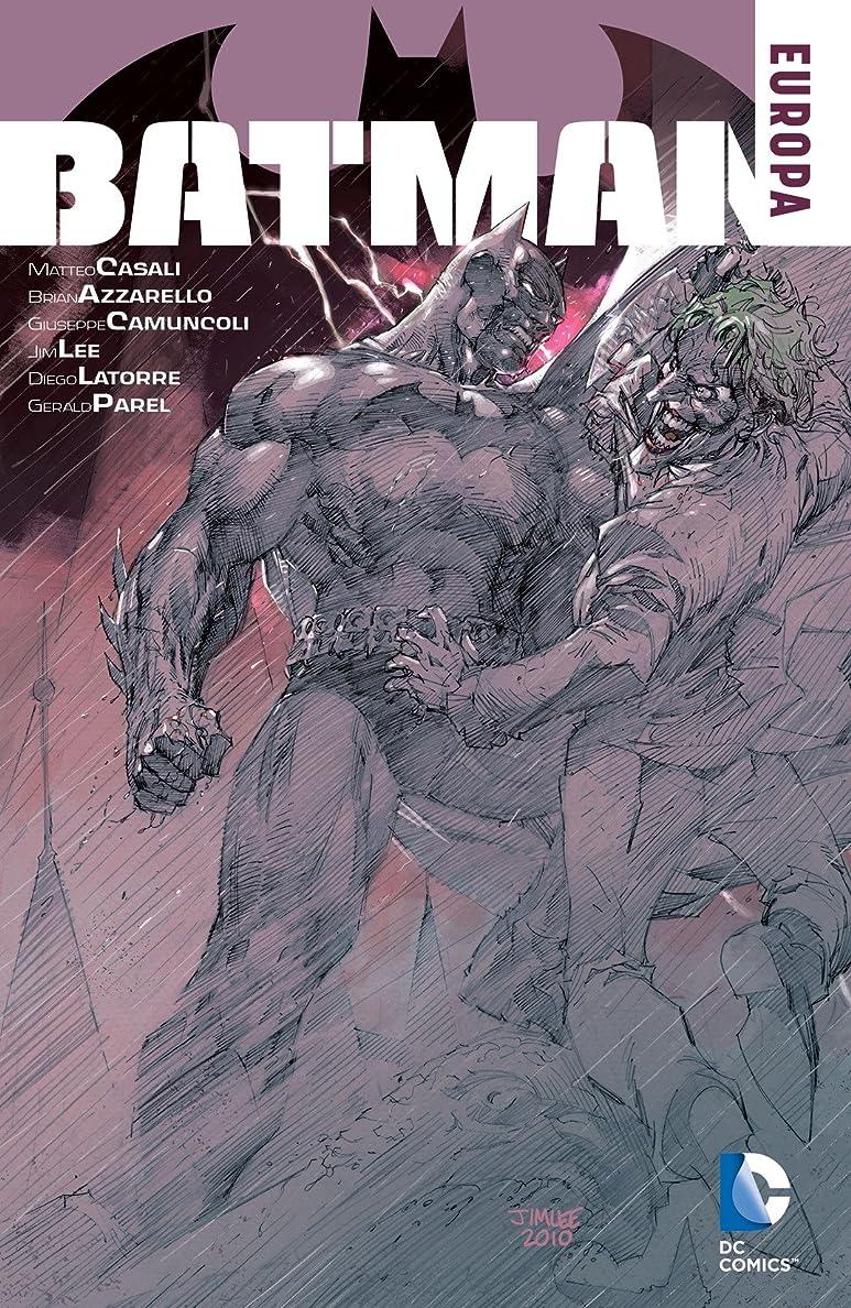存在イルに応じてBatman: Europa (2015-2016) (English Edition)