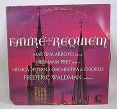 Faure: Requiem Op 48