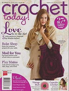 Crochet Today Magazine February/March 2014