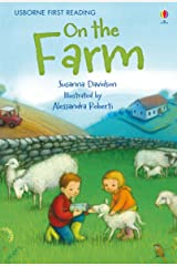 On the Farm: For tablet devices (Usborne First Reading: Level One) Kindle Edition