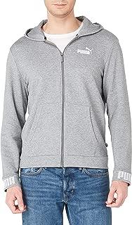 PUMA Erkek Sweatshirt Amplified Hooded Jacket Tr