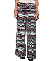 Stetson - 9574 Aztec Print Full Leg Knit Pant