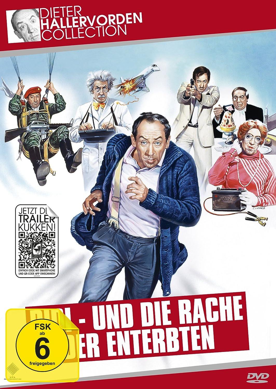 Schindler nackt rotraud Dieter Hallervorden,