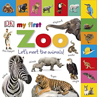 My First Zoo Let's Meet the Animals!