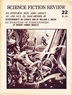 Science Fiction Review 22, August 1977 (formerly
