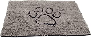 The Original Dirty Dog Doormat, Ultra Absorbent Advanced Microfiber Soaks Up Water and..