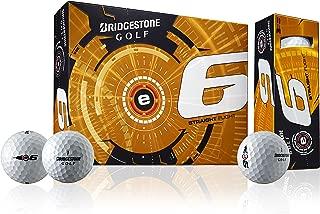 Bridgestone Golf 2015 e6 Golf Balls (One Dozen)