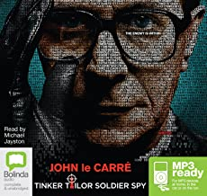 Tinker Tailor Soldier Spy: The Karla Trilogy Book 1: 5 (George Smiley)