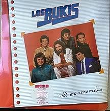 Si Me Recuerdas Por Los Bukis (Melody / Vinyl)
